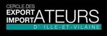 Logo du Cercle des Exportateurs spécialiste de la réalité augmentée